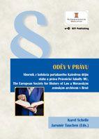 Karel Schelle, Jaromír Tauchen (eds.) Oděv v právu