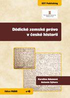 Karolina Adamová, Antonín Sýkora Dědické zemské právo v české historii