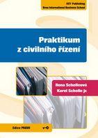 Ilona Schelleová, Karel Schelle, jr. Praktikum z civilního řízení