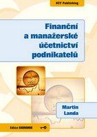 Martin Landa  Finanční a manažerské účetnictví podnikatelů
